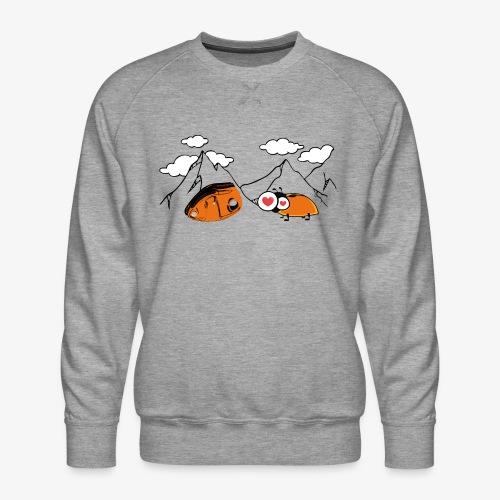 Grigri enamorado - Men's Premium Sweatshirt