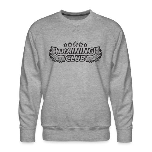 Training Club - Herre premium sweatshirt