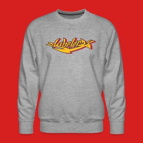 Labelerz Three - Männer Premium Pullover