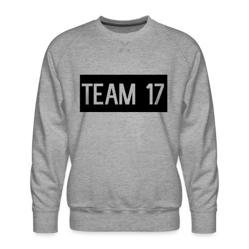 Team17 - Men's Premium Sweatshirt