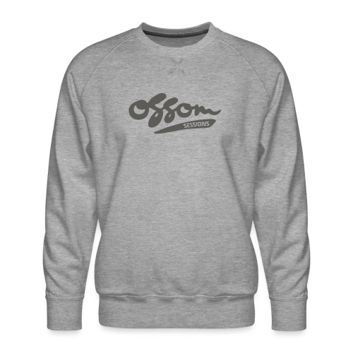 Ossom Sessions - Men's Premium Sweatshirt