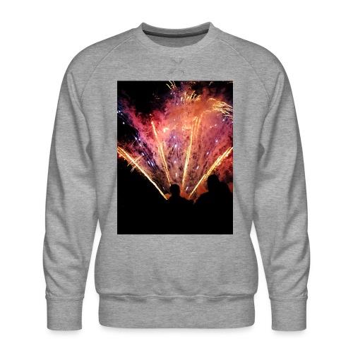 Firework - Miesten premium-collegepaita