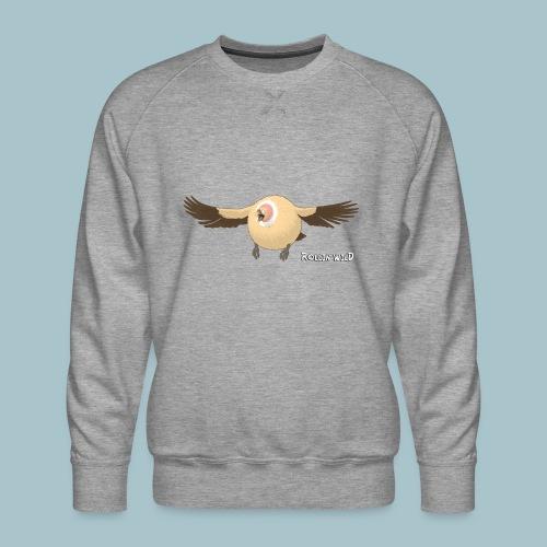 Rollin' Wild - Vulture - Men's Premium Sweatshirt