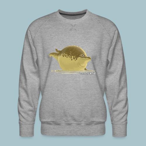 Rollin' Wild - Crocodile - Men's Premium Sweatshirt