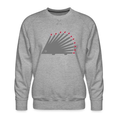 Hedgehog - Men's Premium Sweatshirt