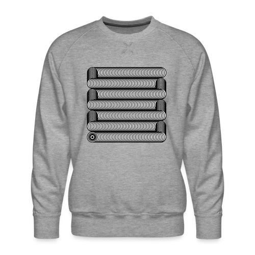 Wavesnake - Mannen premium sweater