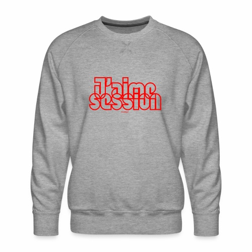 J'aime Session - Mannen premium sweater