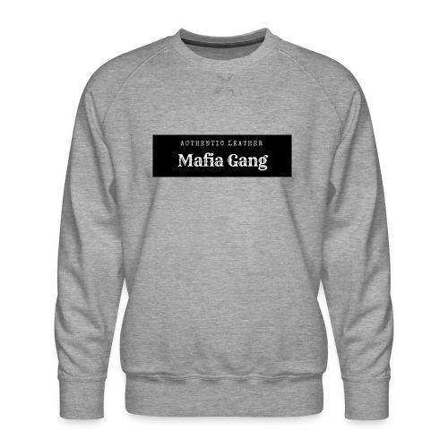 Mafia Gang - Nouvelle marque de vêtements - Sweat ras-du-cou Premium Homme