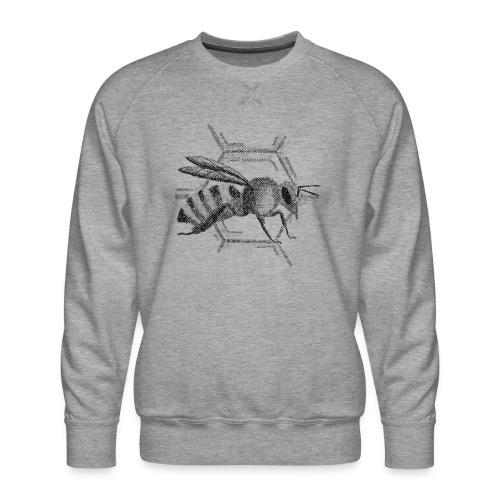 Biene - Männer Premium Pullover