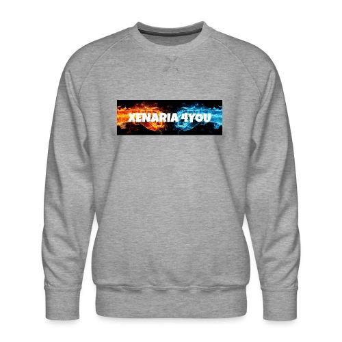 Kolekcja początkowa - Bluza męska Premium