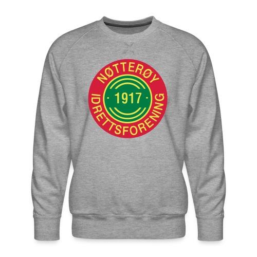 Nøtterøy if - Premium-genser for menn