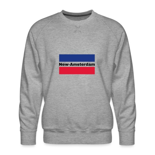 New Amsterdam - Men's Premium Sweatshirt