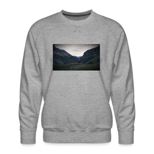 Travel - Mannen premium sweater