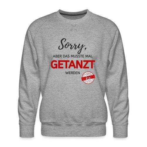 Sorry sr - Männer Premium Pullover
