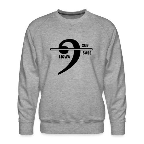LIGWA SUB BASS - Men's Premium Sweatshirt