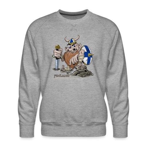 FINLAND VIKING T-paidat, tekstiilit ja lahjaideat - Miesten premium-collegepaita