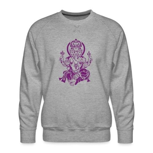Ganesha Glücksgott - Männer Premium Pullover