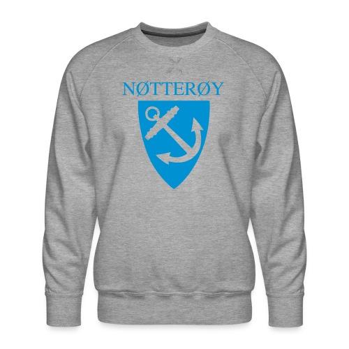 Nøtterøy T-skjorte - Premium-genser for menn
