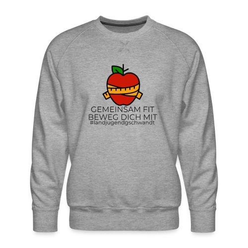 Gemeinsam FIT beweg dich MIT - Männer Premium Pullover