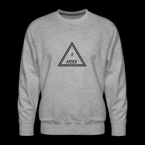 5nexx triangle - Mannen premium sweater
