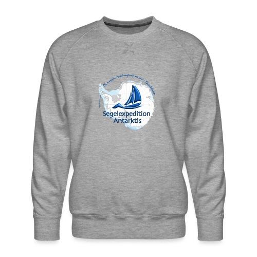 segelexpedition antarktis3 - Männer Premium Pullover