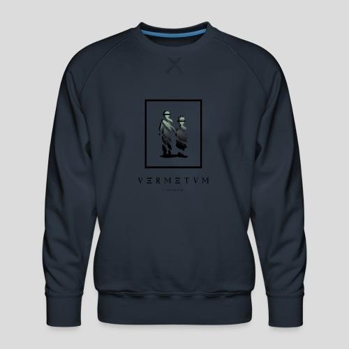 VERMETUM HIDDEN TRUTH EDITION - Männer Premium Pullover
