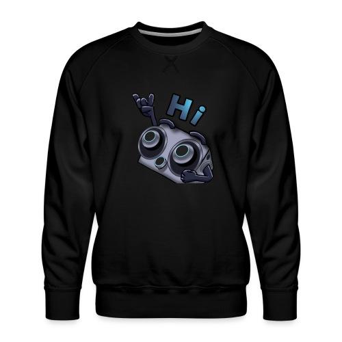 The DTS51 emote1 - Mannen premium sweater