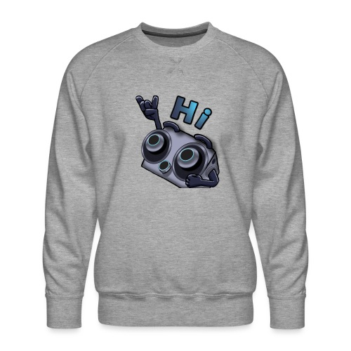 The DTS51 emote1 - Mannen premium sweater