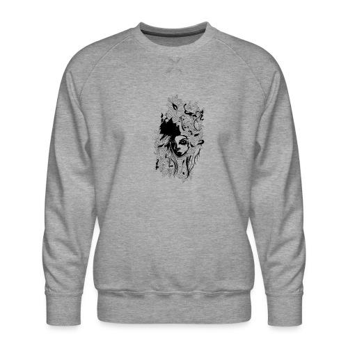 Akasacian tshirt design 611 - Sudadera premium para hombre