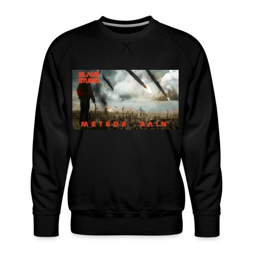 Meteor rain - Felpa premium da uomo