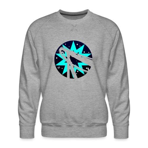 Starry Sky Ripper - Men's Premium Sweatshirt