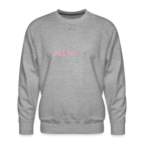 logoshirts - Mannen premium sweater