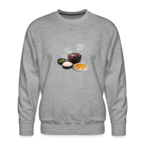 Feijoada - Men's Premium Sweatshirt