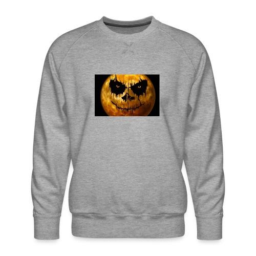 Halloween Mond Shadow Gamer Limited Edition - Männer Premium Pullover