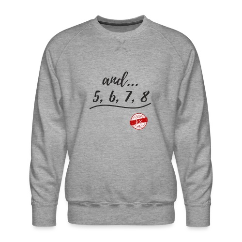 and 5678 s - Männer Premium Pullover