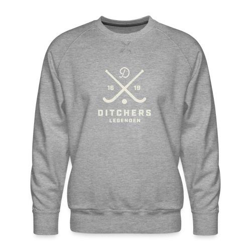 Ditchers Legenden 2019 1 - Männer Premium Pullover