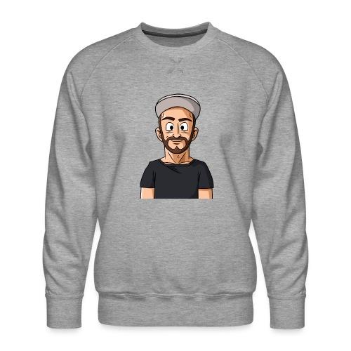 lARSSSS90 - Herre premium sweatshirt