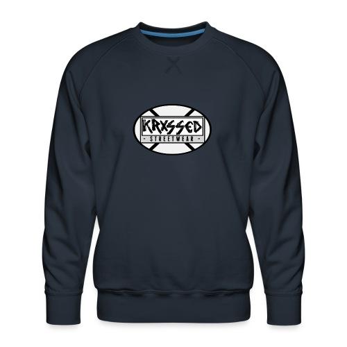 KRXSSED BASIC II - Mannen premium sweater