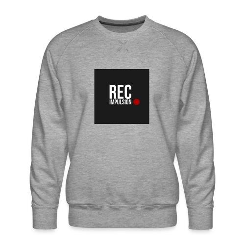 REC - Sweat ras-du-cou Premium Homme