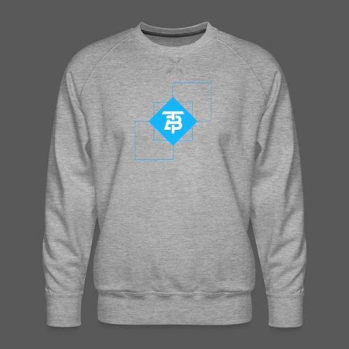 BTITANS Geometric Logo Print - Männer Premium Pullover