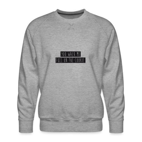 Cookie - Männer Premium Pullover