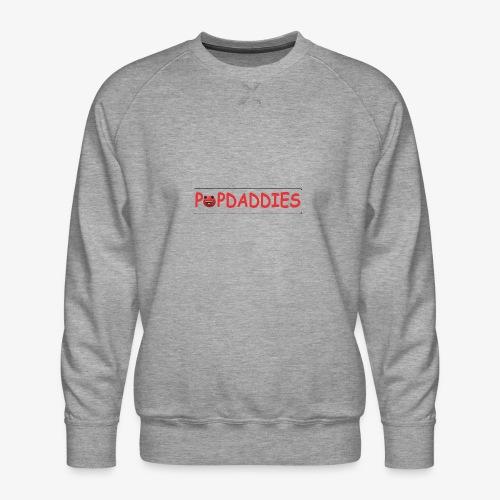 popdaddies - Mannen premium sweater