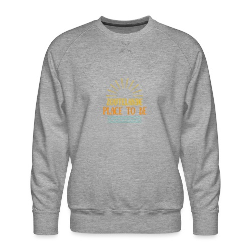 Zoutelande - Place To Be - Männer Premium Pullover