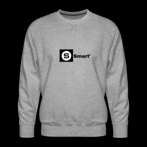 Smart' ORIGINAL - Men's Premium Sweatshirt