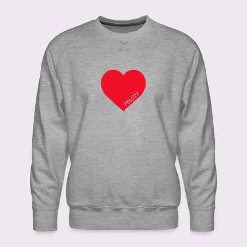 lovebooster - Men's Premium Sweatshirt