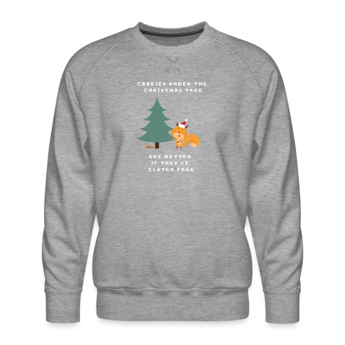 Cookies under the Christmas Tree - Männer Premium Pullover