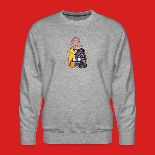 Stoned - Männer Premium Pullover