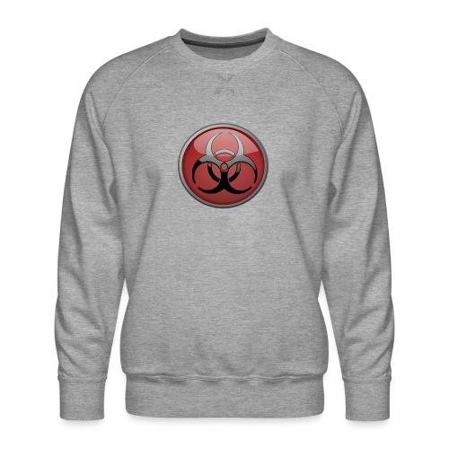 DANGER BIOHAZARD - Männer Premium Pullover