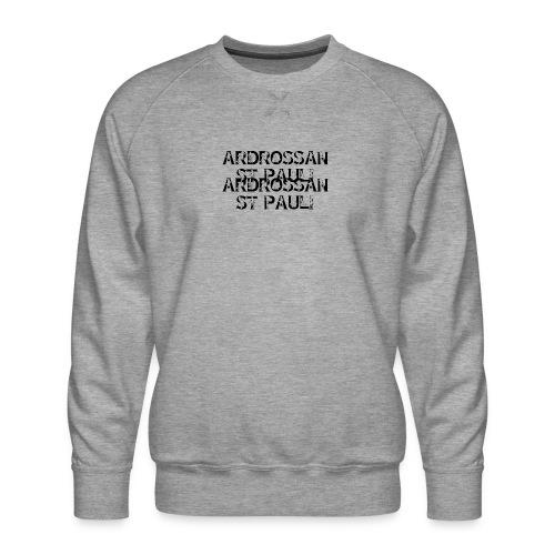 Ardrossan St.Pauli - Men's Premium Sweatshirt