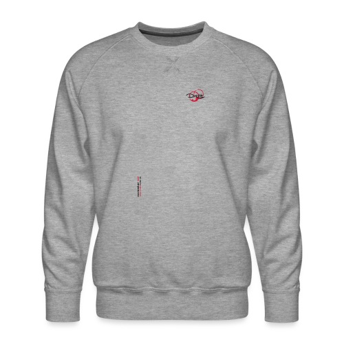 logoallein6 - Männer Premium Pullover